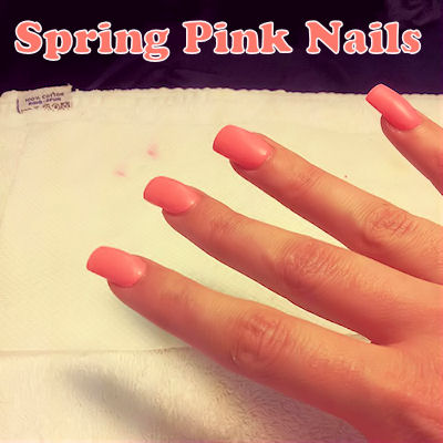 pinknails