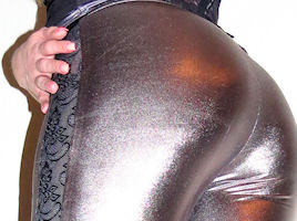 Celebrate My Birthday with Liquid Latex Ass Worship